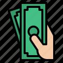 cash, money, pay, payment