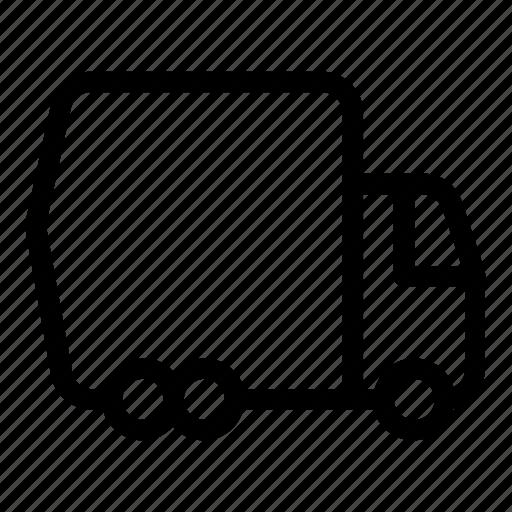 Automobile, car, transport, transportation, van, vehicle icon - Download on Iconfinder
