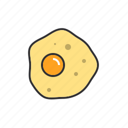 egg, food, poach, recipe icon