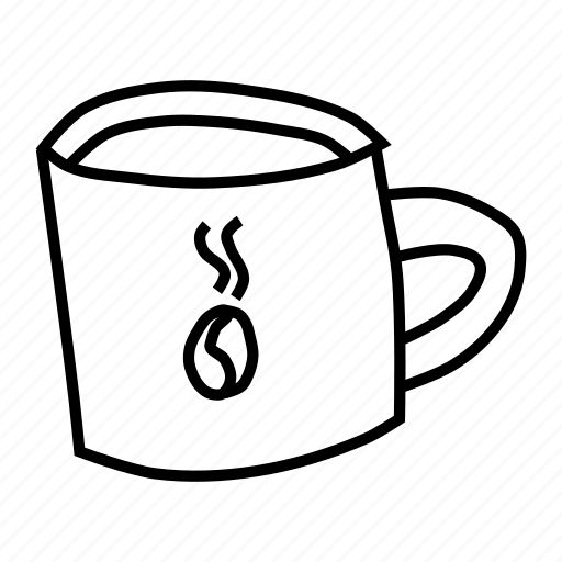 beverage, caffeine, coffee, drink, hot, mug icon