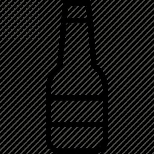 beer, bottle, cafe, drink, restaurant, water icon