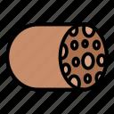 salami, sausage