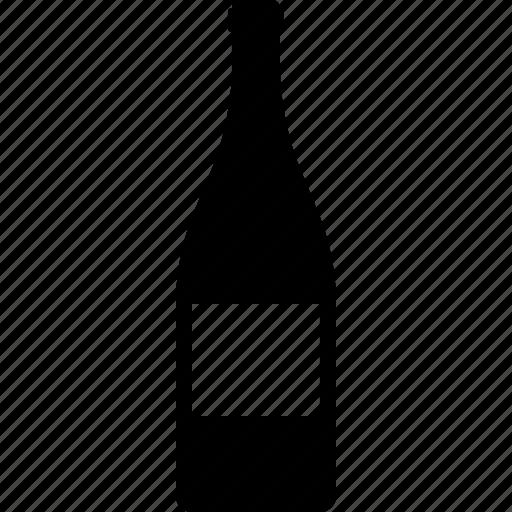 alcohol, bar, bottle, champagne, liquor, vodka, wine icon