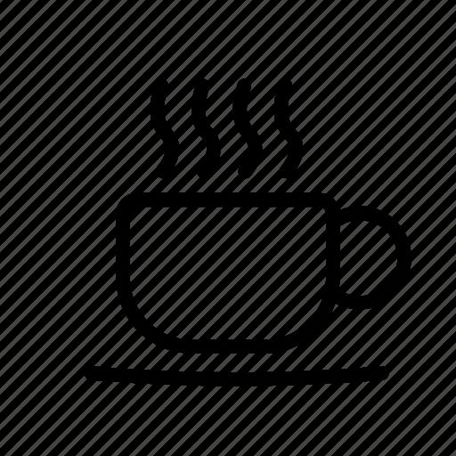 coffee, cup, cup of coffee, drink, mug, tea icon
