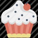 baked, cake, cupcake, dessert, food, muffin, sweet