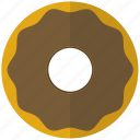 dessert, donut, doughnut, food, snack, sugar, sweet