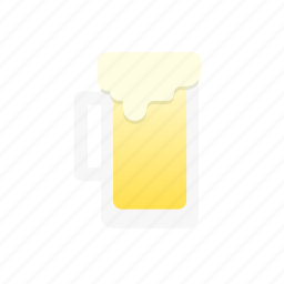alcohol, beer, beverage, drink, glass, party icon