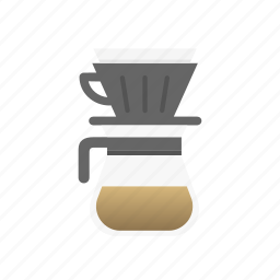 beverage, coffee, drink, drip, hot, tea icon
