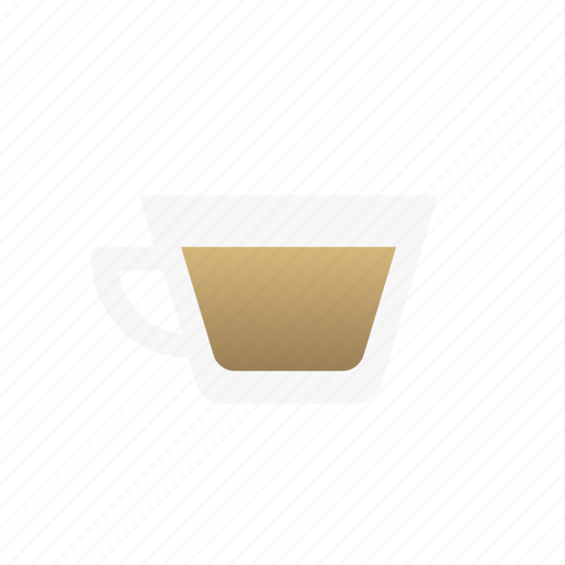 beverage, coffee, drink, glass, tea icon