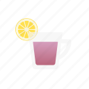 alcohol, beverage, cocktail, drink, hotwine, orange, wine icon