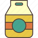 bottle, dairy, dairy product, drink, juice, milk icon