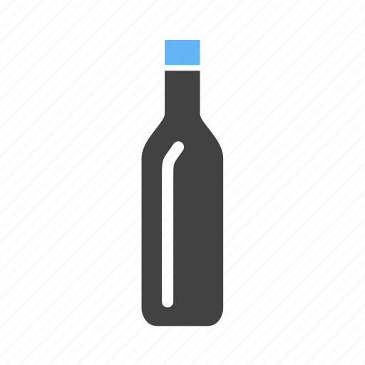 Bottle, carbonated, cold drink, drink, liquid, soft drink, wine icon - Download on Iconfinder