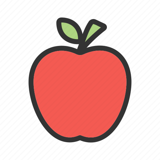 apple, eat, food, fruit, healthy, juicy, sweet icon