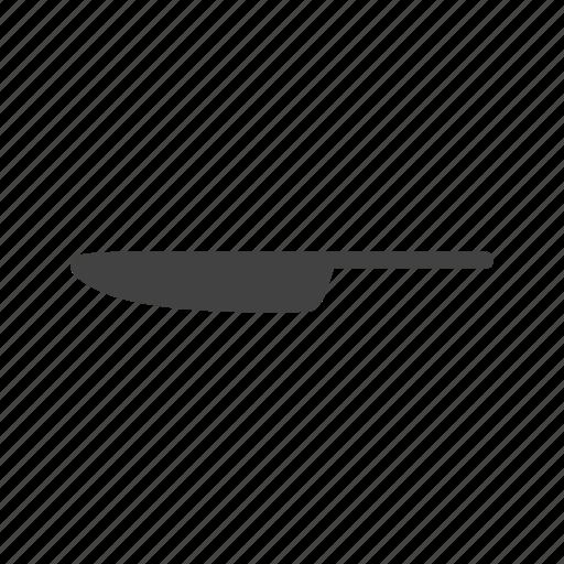 cut, cutlery, eat, food, knife, meal, slice icon