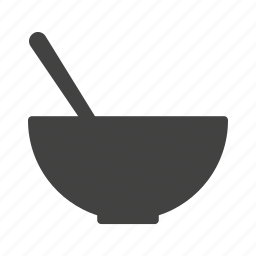 appetizer, bowl, drink, food, hot, lunch, soup icon