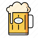 alcohol, bar, bear, drink icon