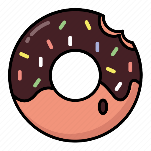 donut, food, meal, sweets icon