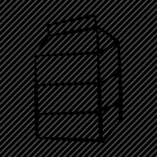 carton, container, dairy, food, juice, milk, milk carton icon