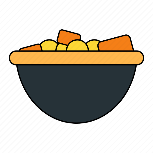 Bowl, cooking, food, kitchen icon - Download on Iconfinder