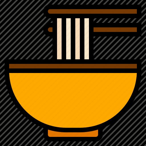 noodle, ramen icon