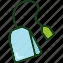 bag, beverage, food, tea icon