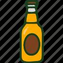 beverage, bottle, drink, food icon