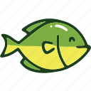 fish, food, sea food icon