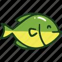 fish, food, sea food icon