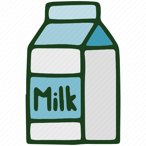 can, container, food, milk icon