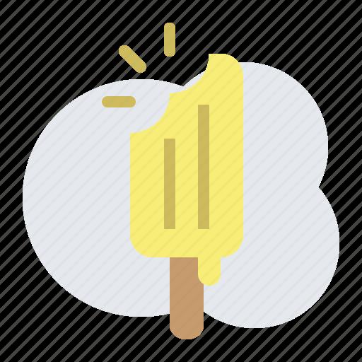 ice cream, ice lolly, sweet icon