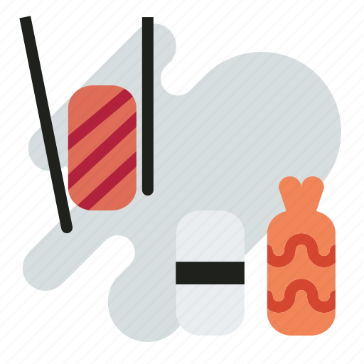 Asian, food, japanese, sushi icon - Download on Iconfinder