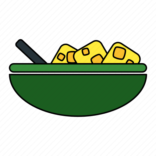 Bowl, food, kitchen, meal icon - Download on Iconfinder