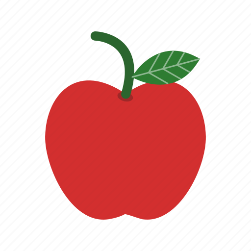 apple, eat, food, fruit, healthy icon