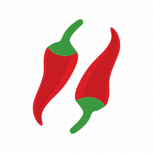 chilli, pepper, red, spicy icon
