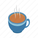 coffee, cup, hot, mug, tea icon