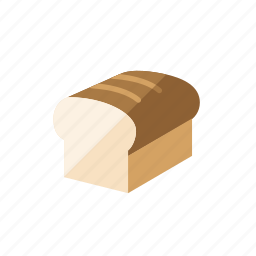 3, bread icon