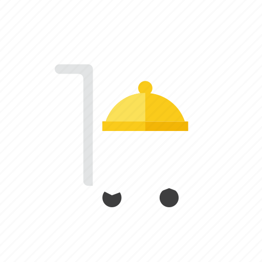 food, trolley icon