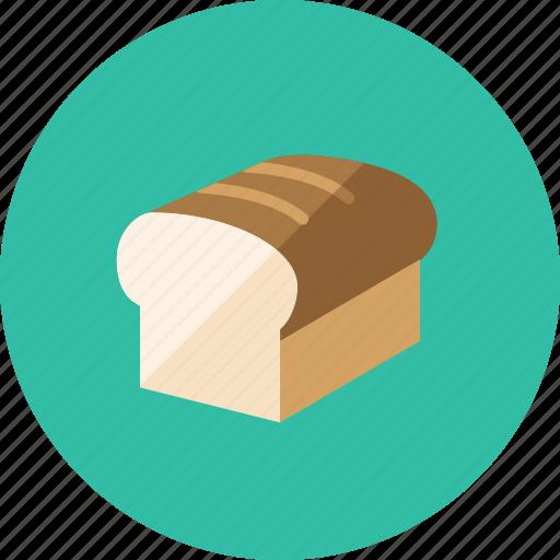 3, bread icon