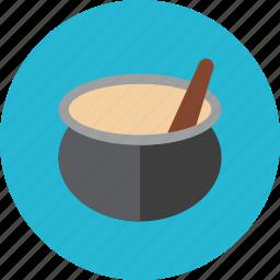 clay, pot icon