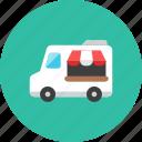 shop, truck