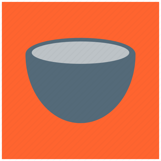 bowl, cook, cup, kitchen, vessel icon