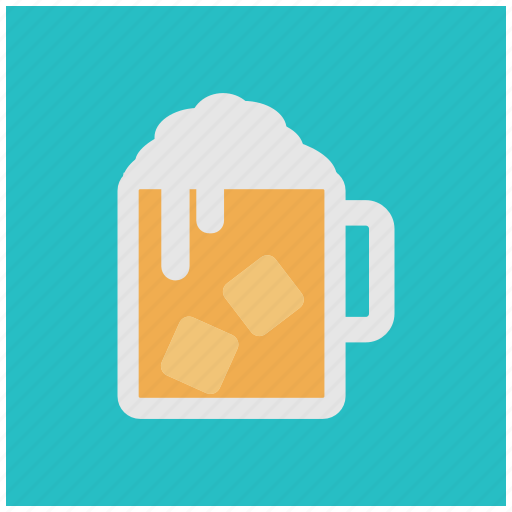 alcohol, beer, cold, drink icon