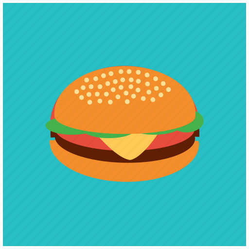 beef, burger, chicken, fast, food, hamburger, junk icon