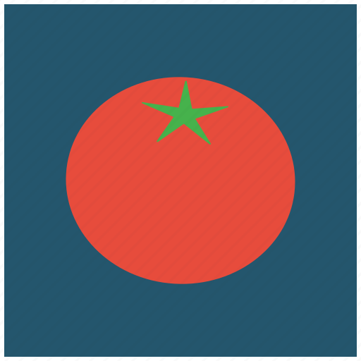 food, fresh, fruit, healthy, tomato, vegetable icon