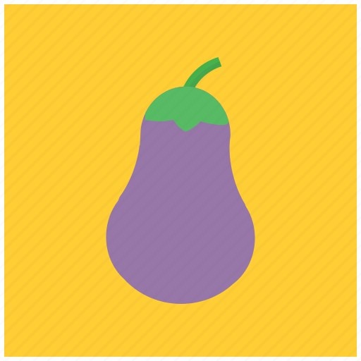 eggplant, food, fresh, groceries, healthy, vegetable, veggie icon