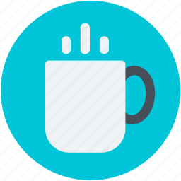beverage, coffee mug, hot drink, hot tea, tea mug icon