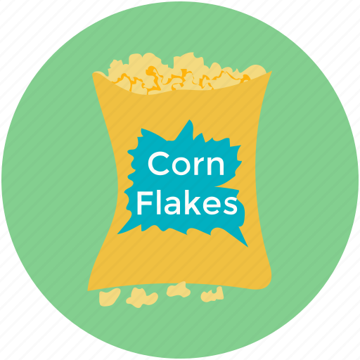 breakfast, breakfast cereal, cereal, corn flakes, food icon