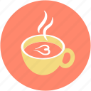 cappuccino, coffee, cup, espresso, hot drink icon