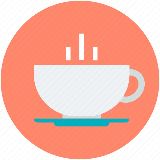 Coffee cup, cup, hot drink, hot tea, tea cup icon - Download on Iconfinder