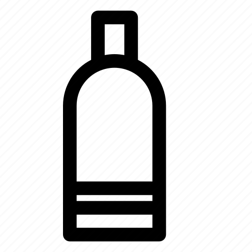 bottle, drink, food, liquid, water icon
